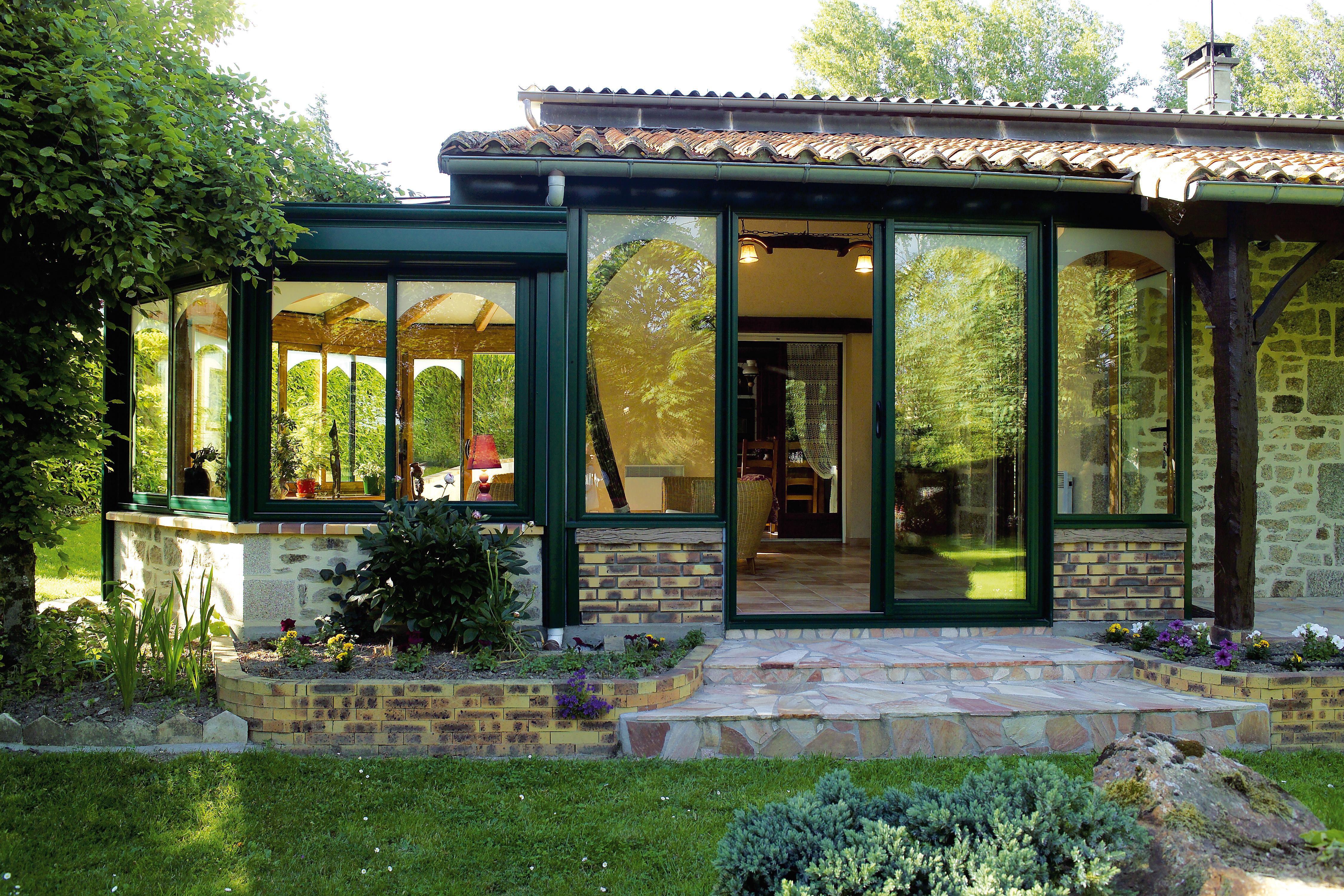 veranda genève - Véranda Extension, Pergola et abris de piscine